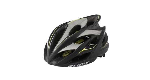 Rudy Project Windmax Helm black/yellow fluo matte